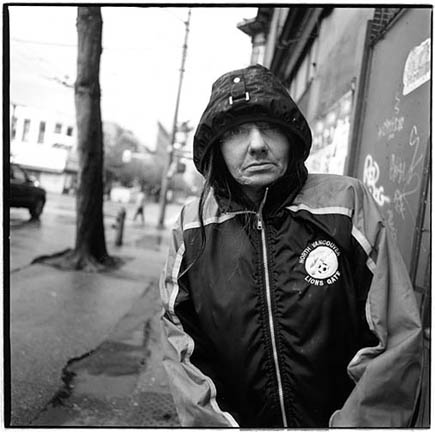 Downtown Eastside Portrait #1