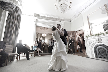 Kamil Bialous and Urszula Lipsztajn: The First Dance.